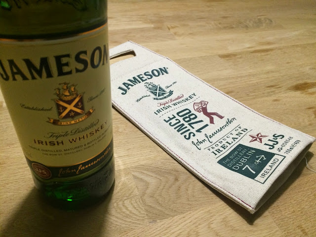 Jameson Triple Distilled Whiskey