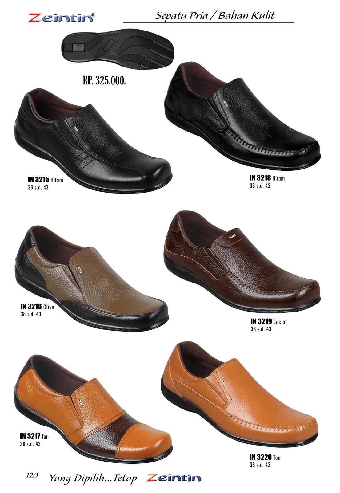 Sepatu Gaul Pria Toko Zeintin Tangerang