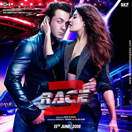 Race 3 (2018) Movie Poster