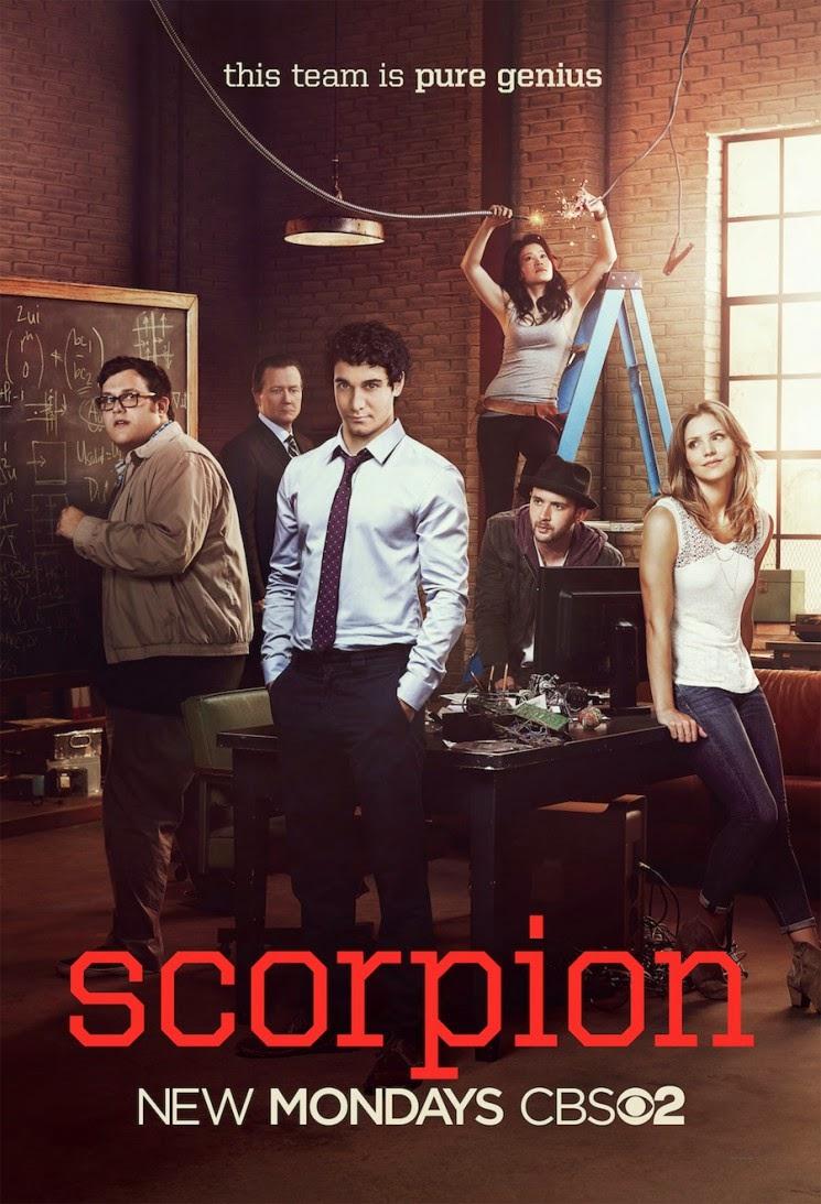 Scorpion (2014-) ταινιες online seires xrysoi greek subs