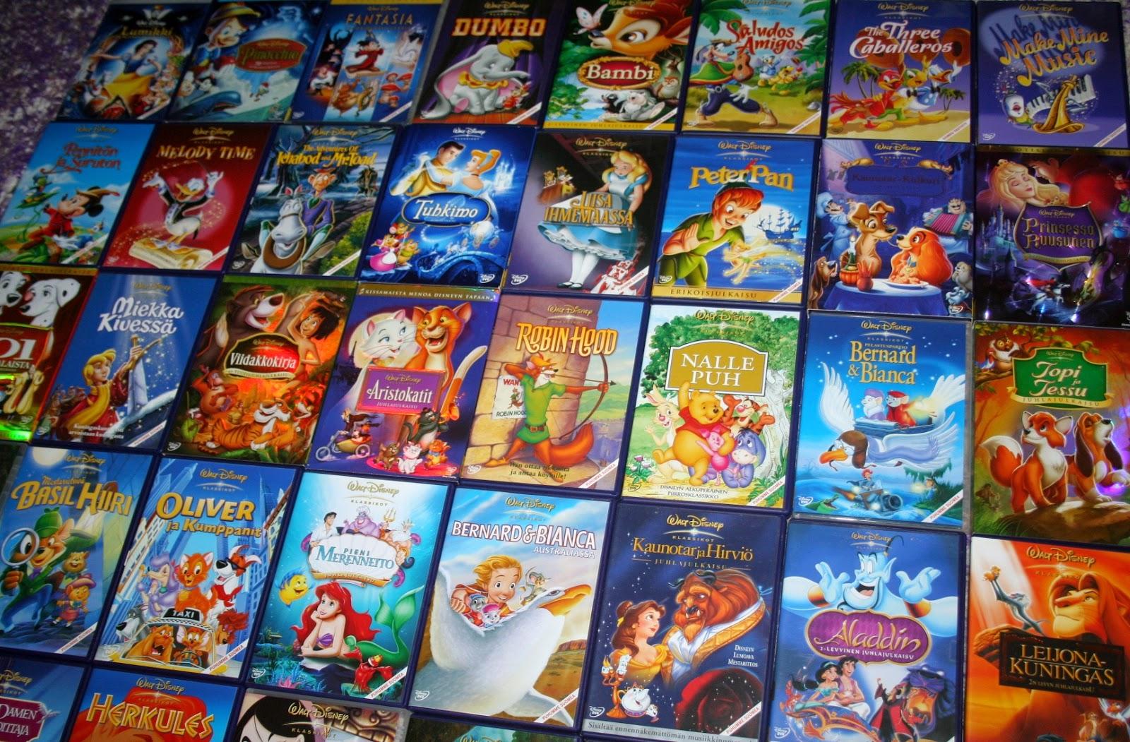 Disney Piirretyt