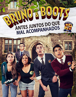 Bruno e Boots: Antes Juntos do Que Mal Acompanhados - HDRip Dual Áudio
