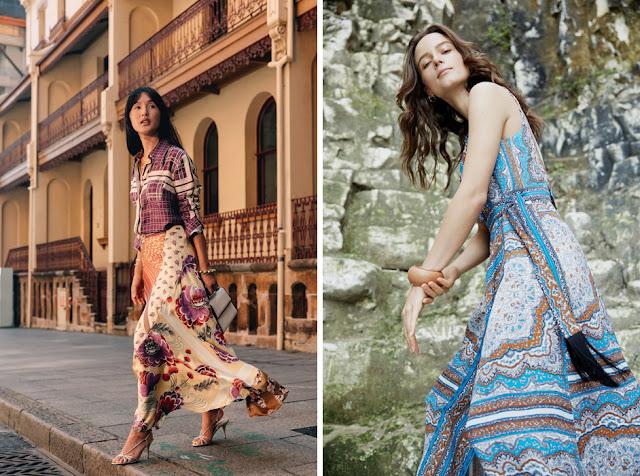 Платье с принтом пэчворк и с платочным принтом