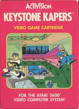 Download Keystone Kapers ROM Emulator Play Online