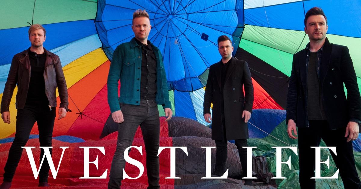 My love westlife là bài hát làm nên tên tuổi nhóm nhạc