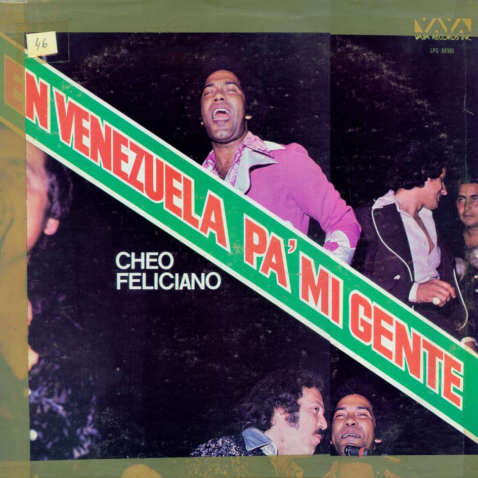 Cheo Feliciano - Lamentacion Campesina / Amada Mia