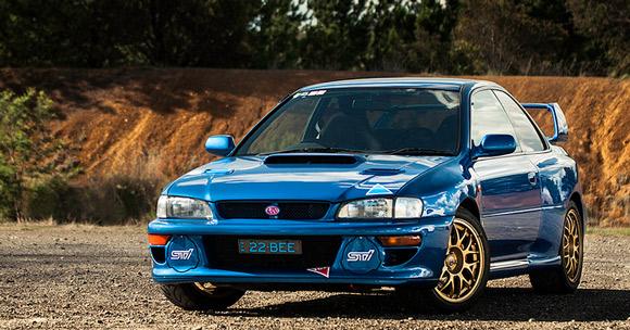 Ten of the Rarest Subarus of All Time! WRX STi Spec C Type RA-R ...