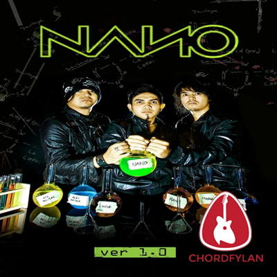 Lirik dan Chord Kunci Gitar Sebatas Mimpi - Nano