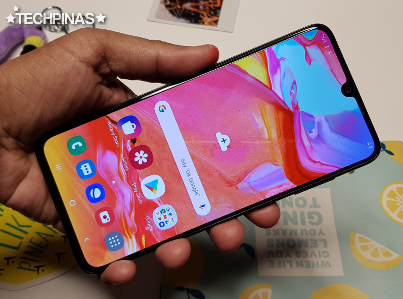 Samsung Galaxy A70, Samsung Galaxy A70 Philippines