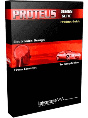 Proteus Professional v8.6 SP2 Build 23525 box Imagen