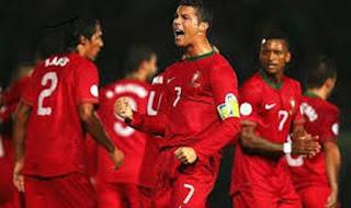 موعد مباراة البرتغال واندورا اليوم + القنوات الناقلة في تصفيات اوروبا المؤهلة لنهائيات كاس العالم 2018