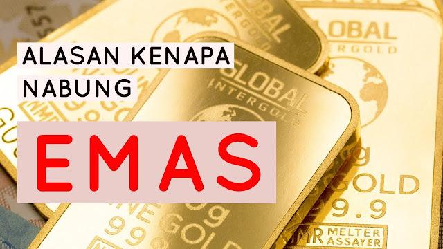 menabung emas untuk pemula