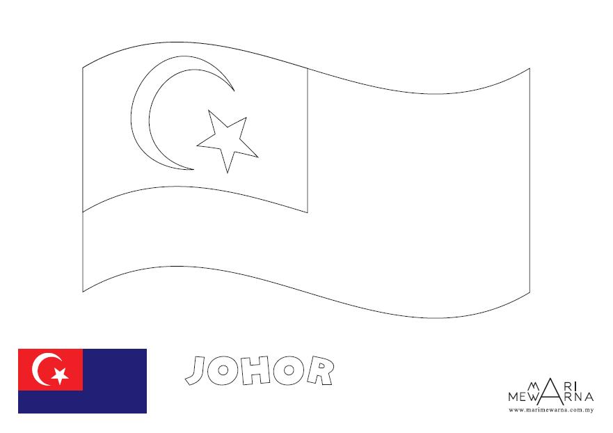 lukisan jalur gemilang mewarna bendera malaysia cikimm com lukisan jalur gemilang mewarna bendera