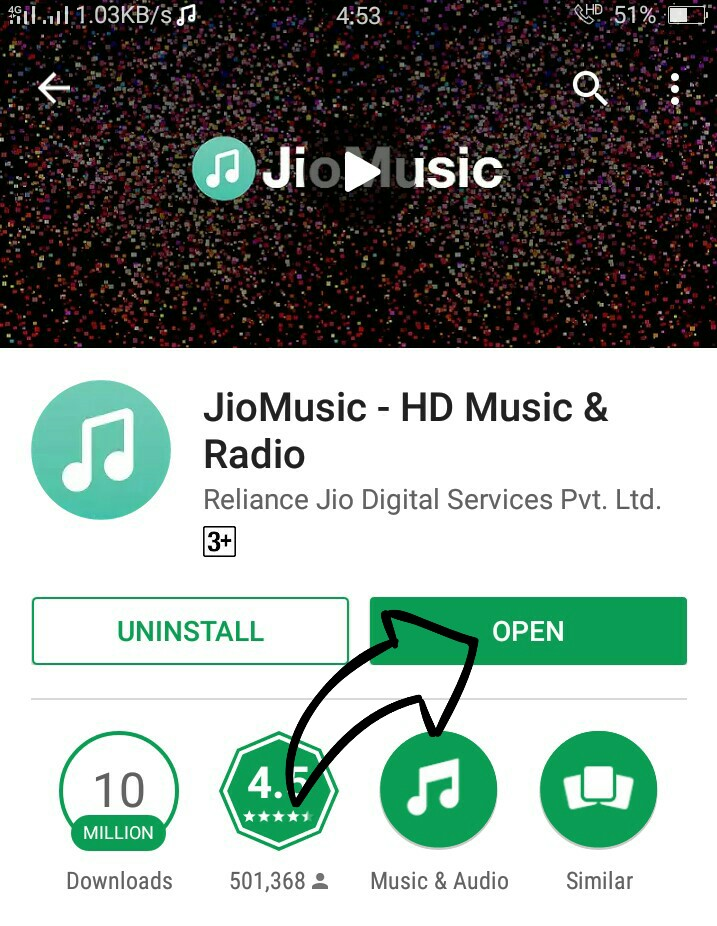 Jio music app se song kaise download kare | Jio Mobile Phone