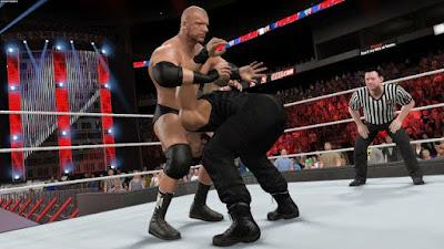 ScreenShot: WWE 2K15 Apk