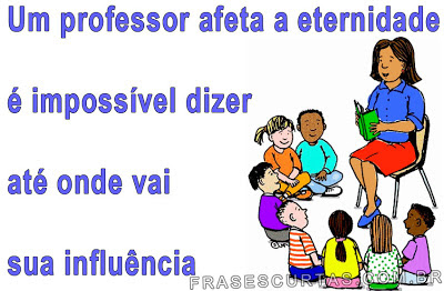 Homenagem ao dia do professor