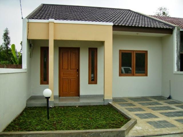 teras minimalis untuk rumah type 36