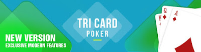 New Tri Card Poker with Smarter Design