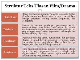 Teks Ulasan Teks Ulasan Bahasa Indonesia