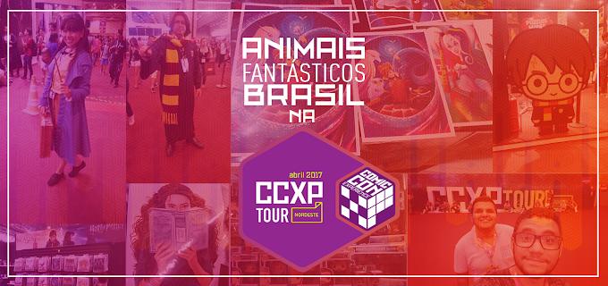 O que vimos do Mundo Bruxo na CCXP Tour Nordeste!