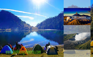Ranu Kumbolo and Mount Bromo Tour