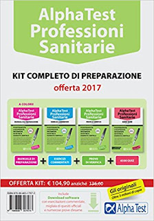 Alpha Test. Professioni Sanitarie PDF