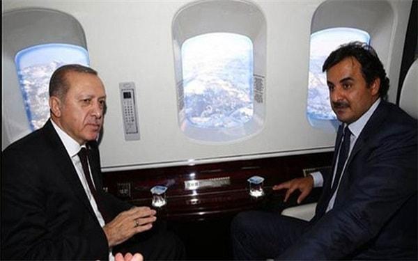 اسرار مؤامرة اردوغان وامير قطر لاحراق شمال غابات تركيا