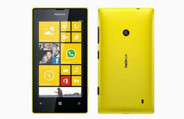 Nokia Lumia 525 Price Specs