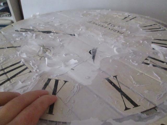 IMG 0163 - שולחן קפה מסליל חוטי חשמל