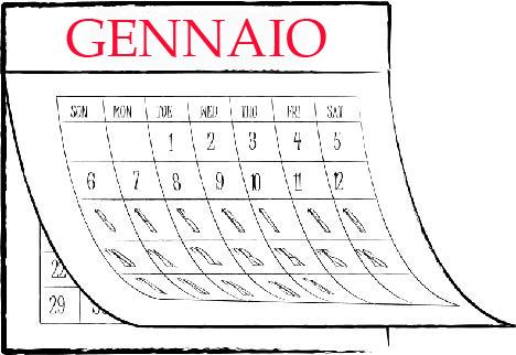 Calendario Forum Assago.Milano Spunti E Appunti Il Nostro Calendario