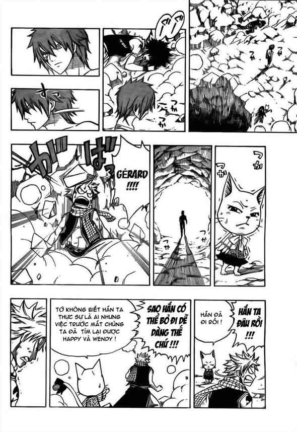 Fairy Tail chap 138 trang 10