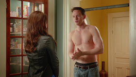 The Stars Come Out To Play: Mark OBrien - Shirtless in