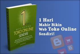 Satu Hari Mahir Bikin Web Toko Online Sendiri