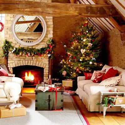 Dekorasi Rumah Untuk Menyambut Natal 80009