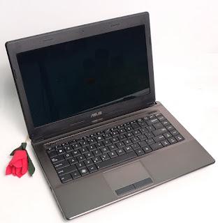 Laptop Asus X44H-UX107D Bekas
