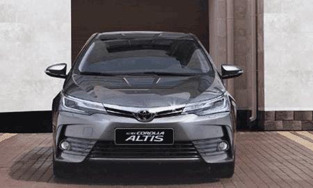 Altis Promo 2018 & Harga Kredit Toyota Corolla