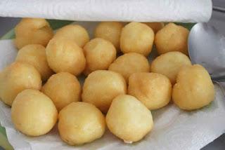 Recette - Pommes Dauphine avant frire