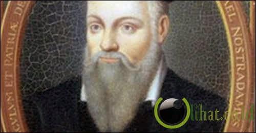 John Seperti Nostradamus