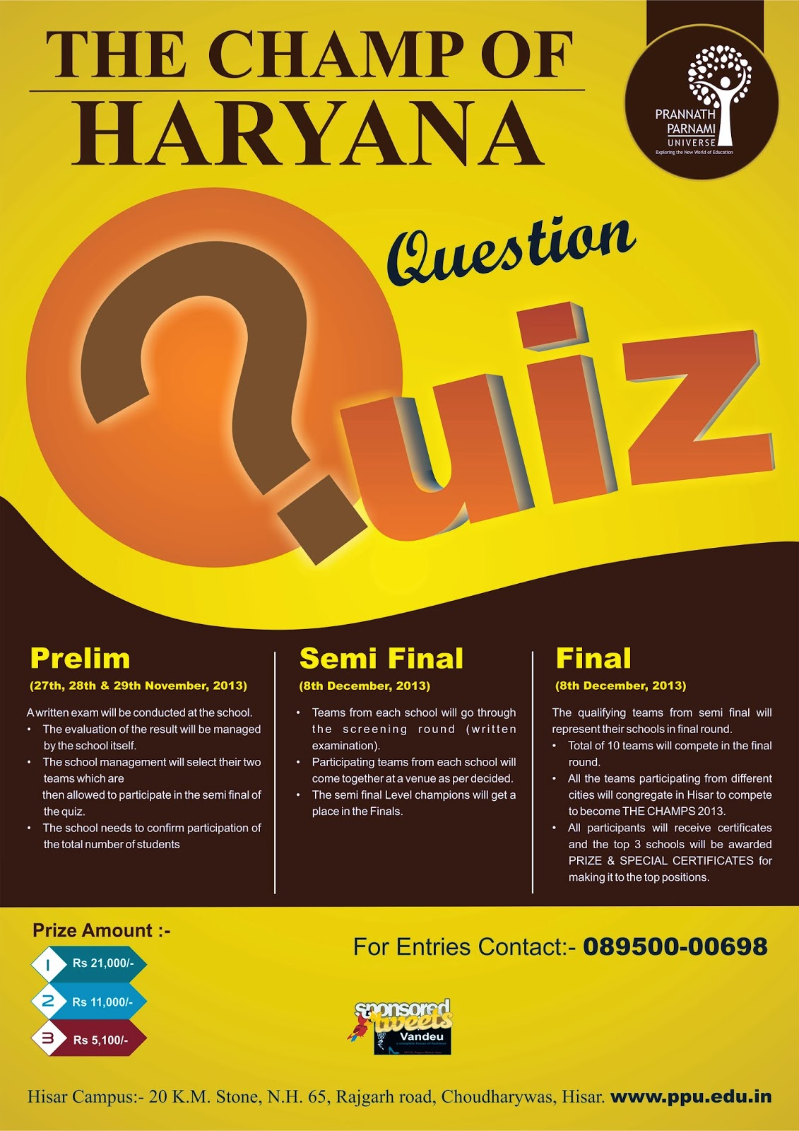 9 creative and inspiring poster design for Decorating quiz