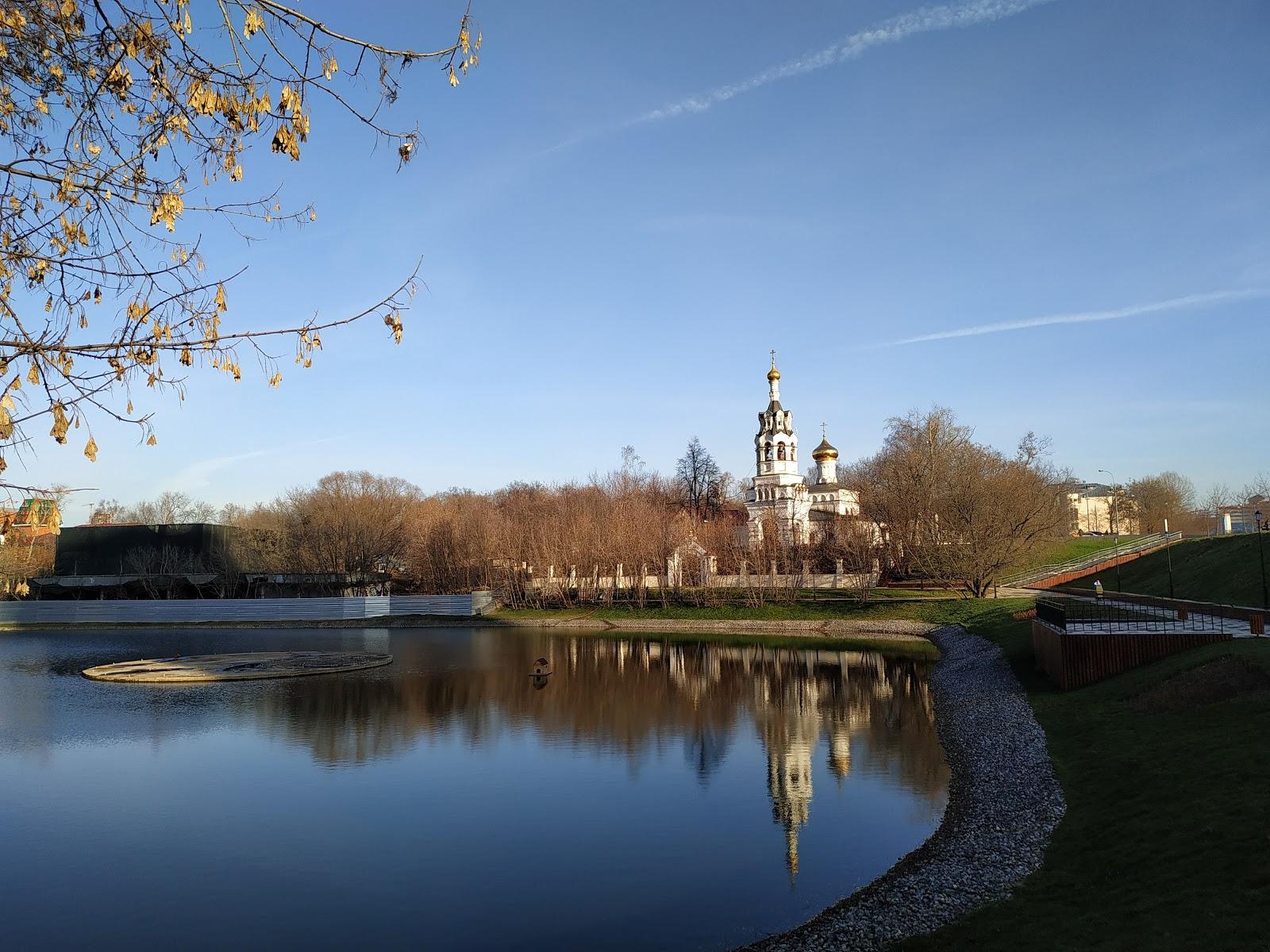 Церковь Илии Пророка в Черкизово