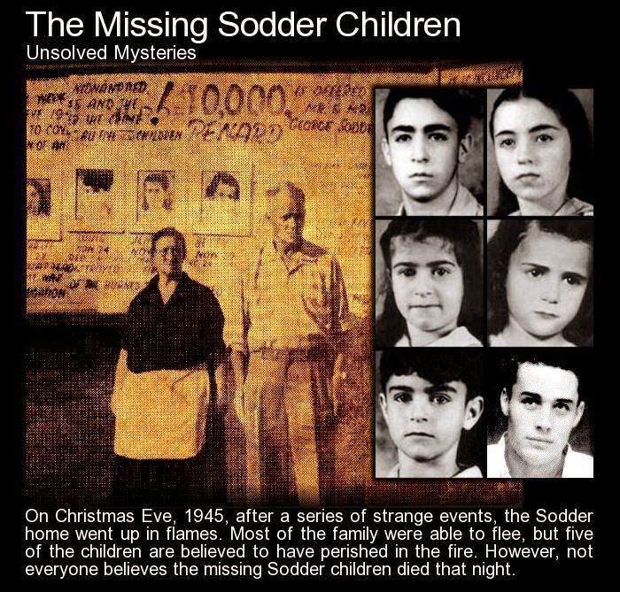 The Missing Sodder Children