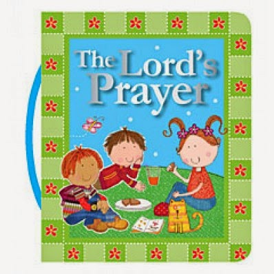 the lords prayer boardbook cover