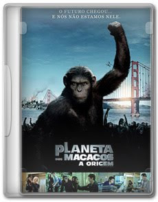 Download Filme Planeta dos Macacos: A Origem Dvdrip