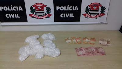 TRAFICANTE DE DROGAS É PRESO NA RODOVIA SP-139, EM REGISTRO-SP