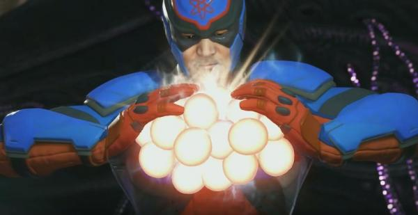 Eléktron Injustice 2