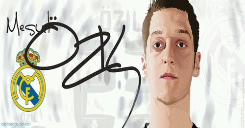 Mesut Ozil Profile 2012