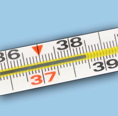 Можно ли сбивать температуру 38