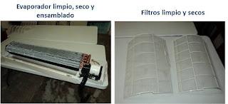 """""""Mantenimiento a un Aire Acondicionado tipo split5"""""""