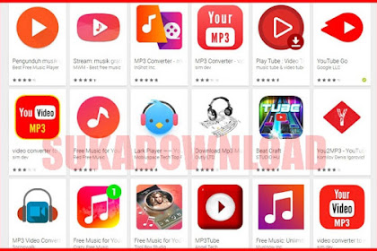 10+ Software Downlad Mp3 dari YouTube via Smartphone Android