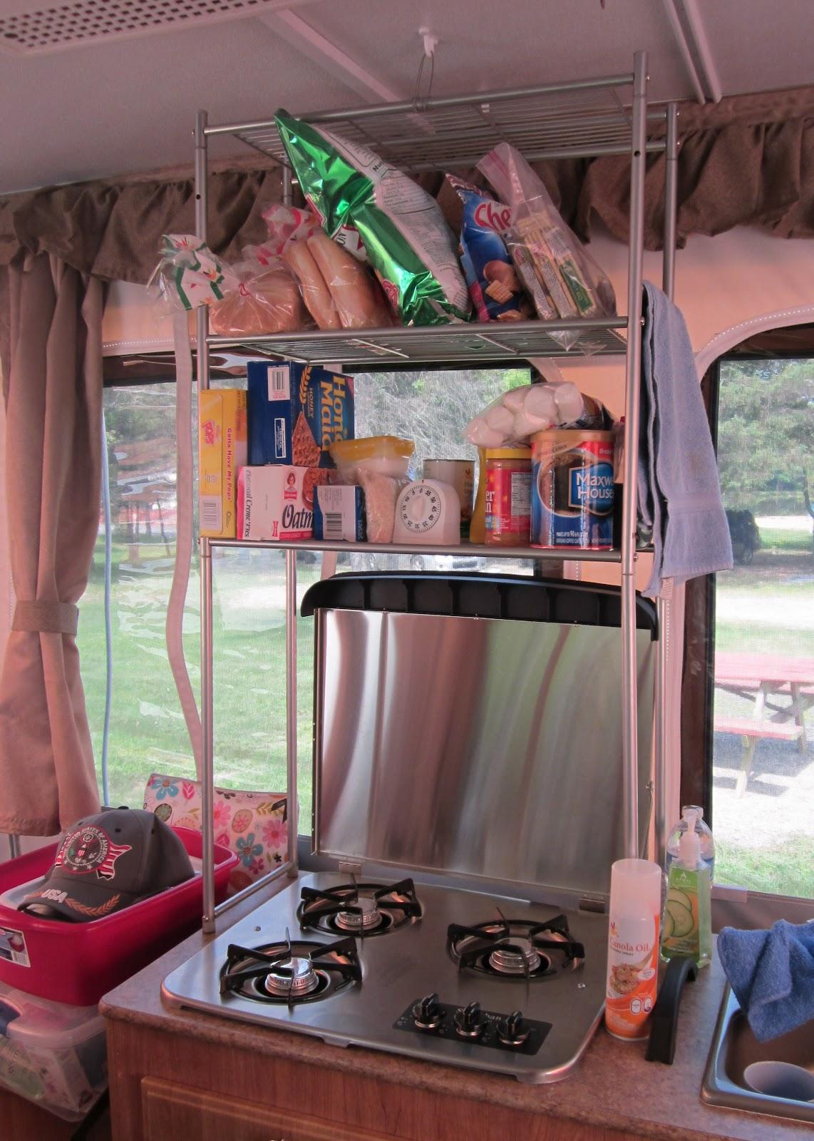 The Schaffer's RV Trip Log: August 2012